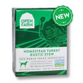 Open Farm Turkey Rustic Stew 12.5oz