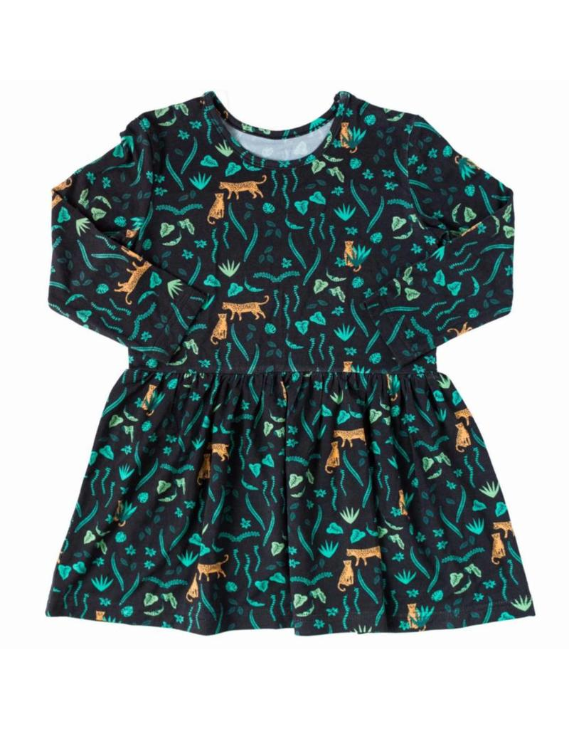 Nohi Kids Nohi Kids | Bamboo Blend Jungle Dress