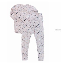 Nohi Kids Nohi Kids | Bamboo Blend Unicorn Pajama Set