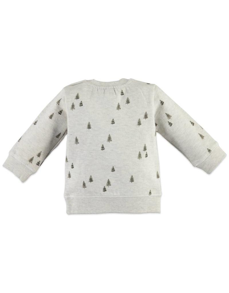 BabyFace Babyface | Pine Tree Fleece Pullover