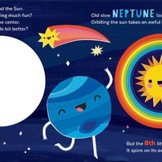 Sourcebooks 8 Little Planets Board Book