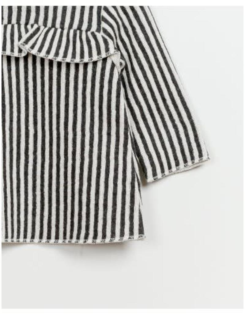 Play Up Play Up |Double Face Ruffle Top