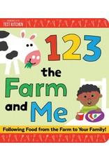 America's Test Kitchen |123 The Farm & Me