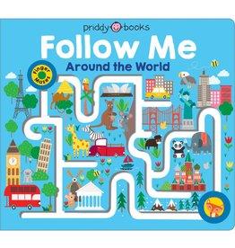 Follow Me | Around the World Maze Book