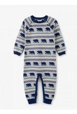 Hatley Hatley | Polar Bear Sweater Romper