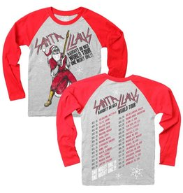 Wes & Willy| Holiday Tour Tee