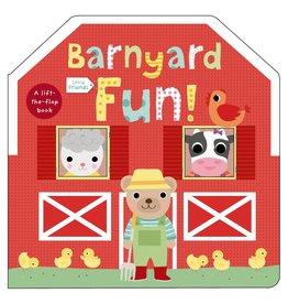 Little Friends: Barnyard Fun Board Book