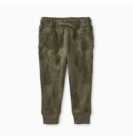 Tea Collection Tea Collection | Pine Patterned Baby Joggers