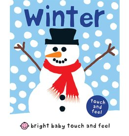 Bright Baby | Winter Touch and Feel Board Book