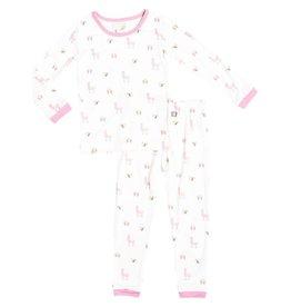 Kyte Baby Kyte Baby | Printed Pajamas in Llamas