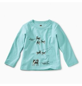 Tea Collection Tea Collection | Sled Pups Graphic Tee