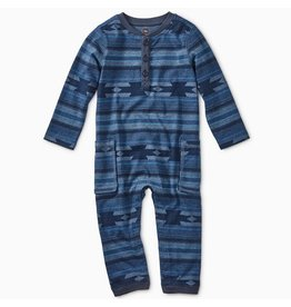 Tea Collection Tea Collection | Pattern Cargo Romper