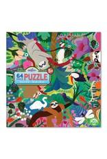 eeBoo eeboo | Sloths at Play 64 Piece Puzzle