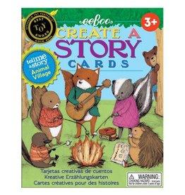 eeBoo eeboo | Tell Me a Story, Animal Village