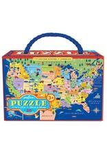eeBoo eeboo | United States 20 Piece Puzzle