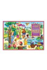 eeBoo eeboo |Fairy in Princess Land Giant Puzzle