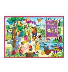 eeBoo eeboo | Fairy in Princess Land Giant Puzzle