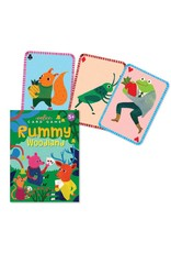eeBoo Playing Card Set | Woodland Rummy