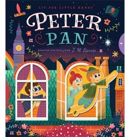 Lit for Little Hands | Peter Pan