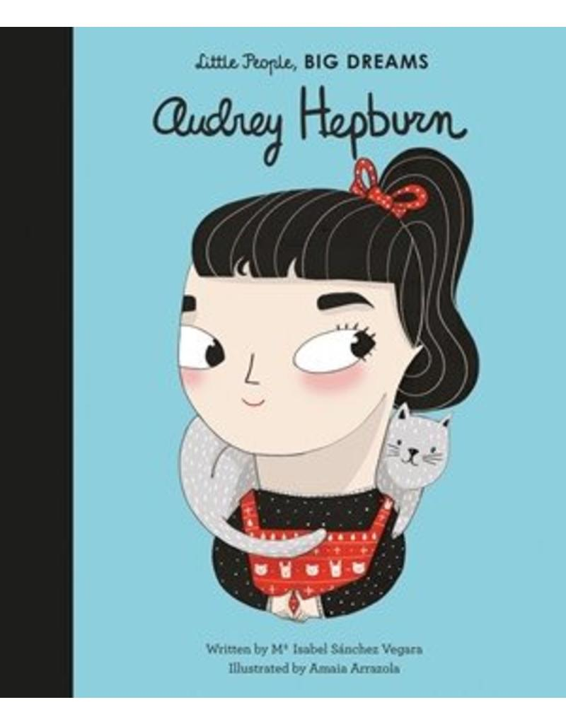 Quarto Little People, Big Dreams | Audrey Hepburn