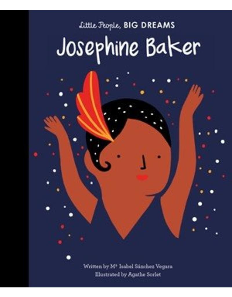 Quarto Little People, Big Dreams | Josephine Baker