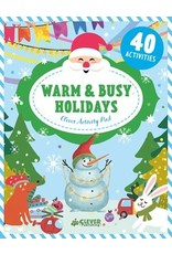 Quarto Warm & Busy Holidays Activity Book