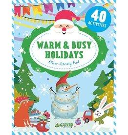 Quarto Warm & Busy Holidays Activity Book