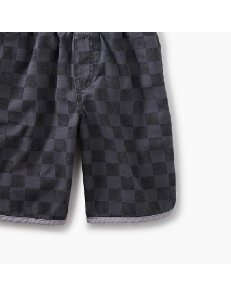 Tea Collection Tea Collection| Checkerboard Shorts