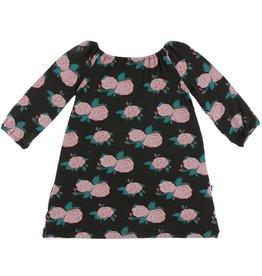 Kickee Pants Kickee Pants | English Rose Peasant Dress