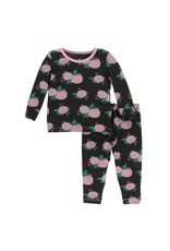 Kickee Pants Kickee Pants| English Rose Garden Pajama Set
