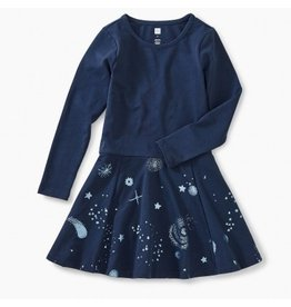 Tea Collection Tea Collection| Starry Skies Skirted Dress