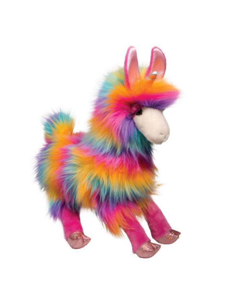 Douglas Douglas |Rainbow Llamacorn Fuzzle