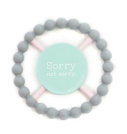 Bella Tunno Bella Tunno Happy Teether | Sorry Not Sorry