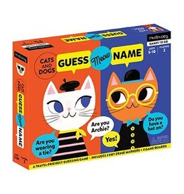 Guess Meow Name Game | Cats & Dogs