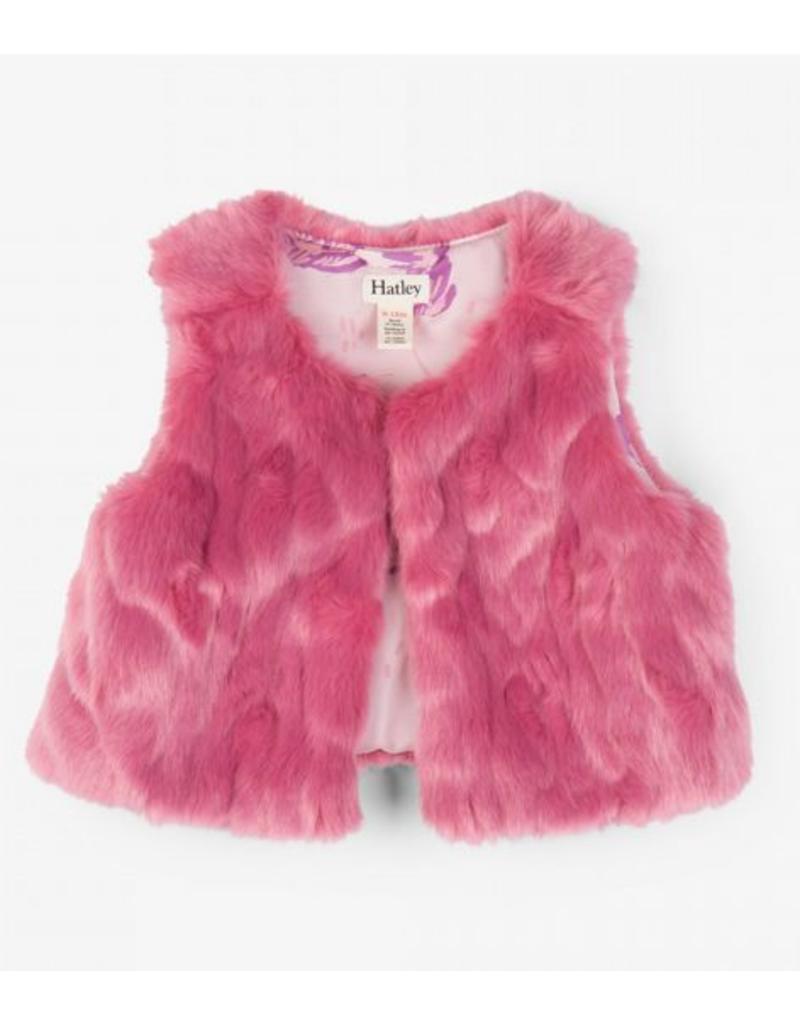 Hatley Hatley   Faux Fur Baby Vest