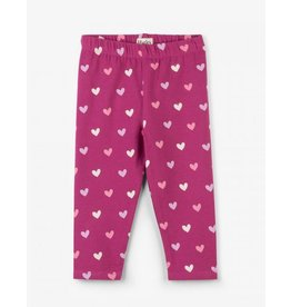 Hatley Hatley | Multi Hearts Baby Leggings