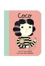 Quarto Little People, Big Dreams | My First Coco Chanel Book