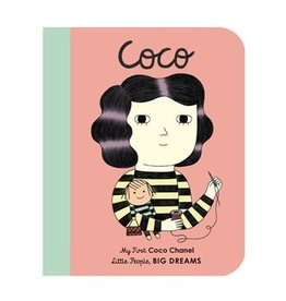 Quarto Little People, Big Dreams | My First Coco Chanel Book