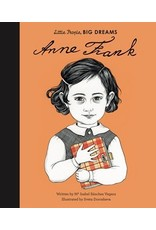 Quarto Little People, Big Dreams | Anne Frank