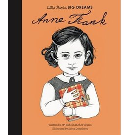 Quarto Little People, Big Dreams | Anne Frank