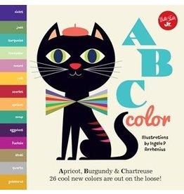 Quarto ABC Color Board Book
