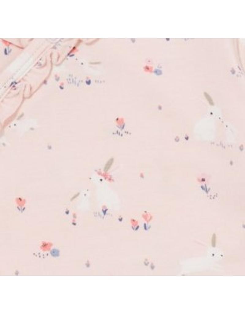 Angel Dear Angel Dear | Pink Bunnies Sunhat
