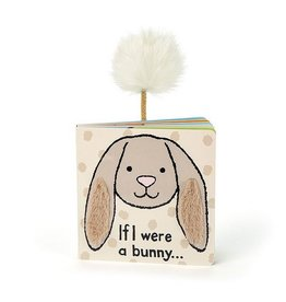 JellyCat Jellycat | If I Were A Bunny Board Book
