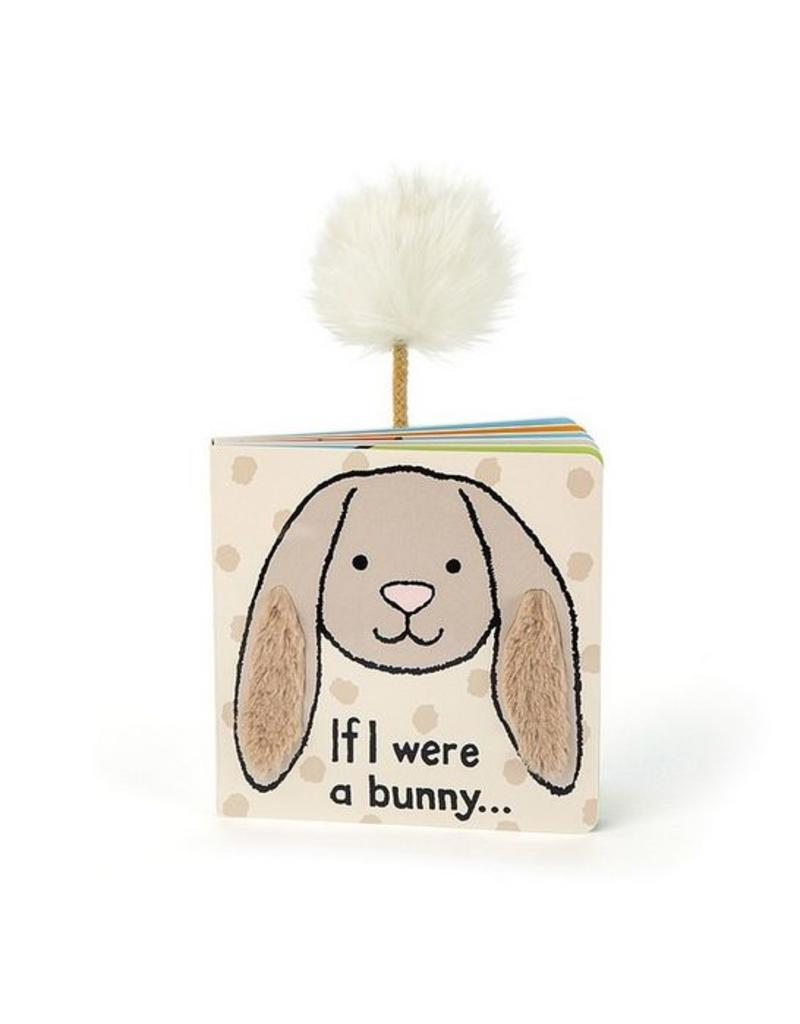 JellyCat Jellycat | If I Were A Bunny Board Book