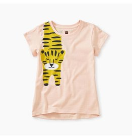 Tea Collection Tea Collection | Tiger Turn Graphic Tee