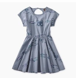 Tea Collection Tea Collection |Ikat Stripe Dress