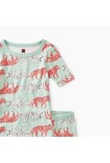 Tea Collection Tea Collection |Tiger Trek Pajamas