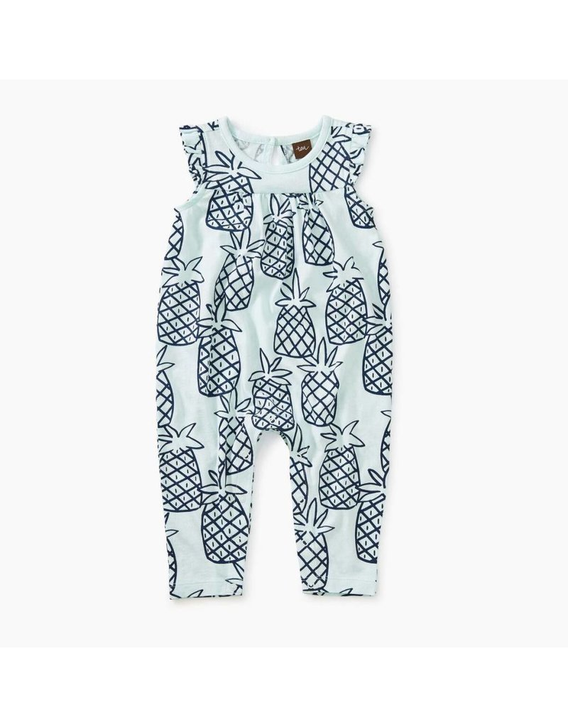 Tea Collection Tea Collection| Peck of Pineapples Romper