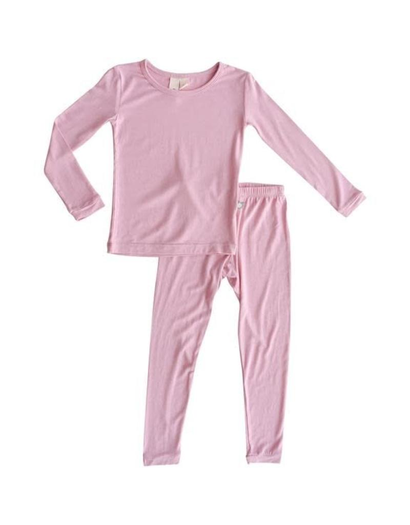 Kyte Baby Kyte Baby Solid Pajamas in Dusk