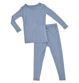 Kyte Baby Kyte Baby|Solid Pajamas in Slate